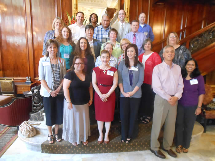 Photo of Portland training participants